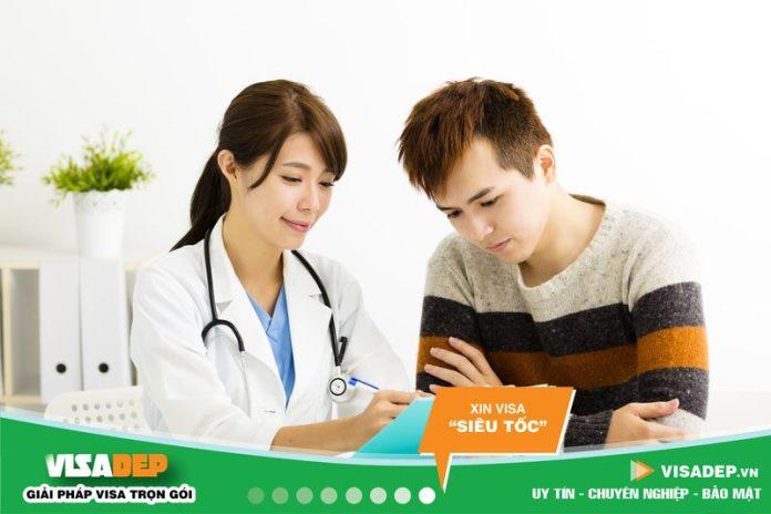 DANH SÁCH bệnh viện khám sức khỏe cấp giấy phép lao động
