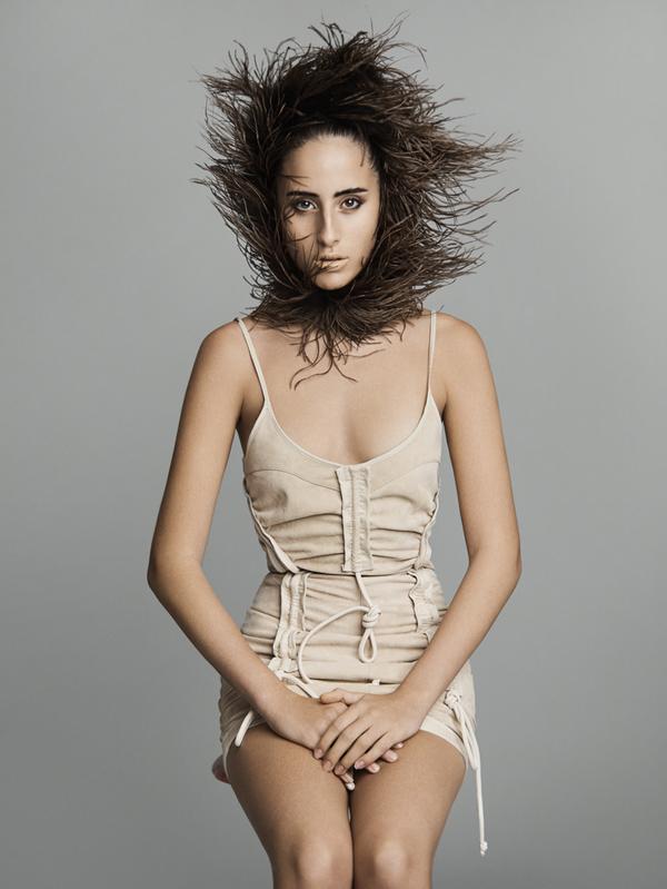 Taleedah Tamer  VISAGE International Model Agency Zurich