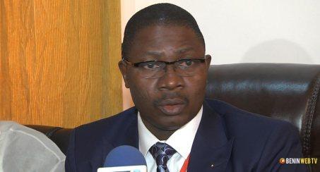 Le président Augustin Ahouanvoebla