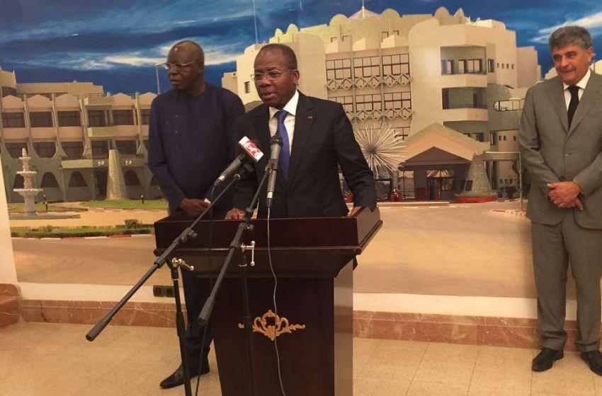 Coopération interparlementaire: Le président Houngbédji réchauffe les relations entre les parlements Burkinabè et Béninois
