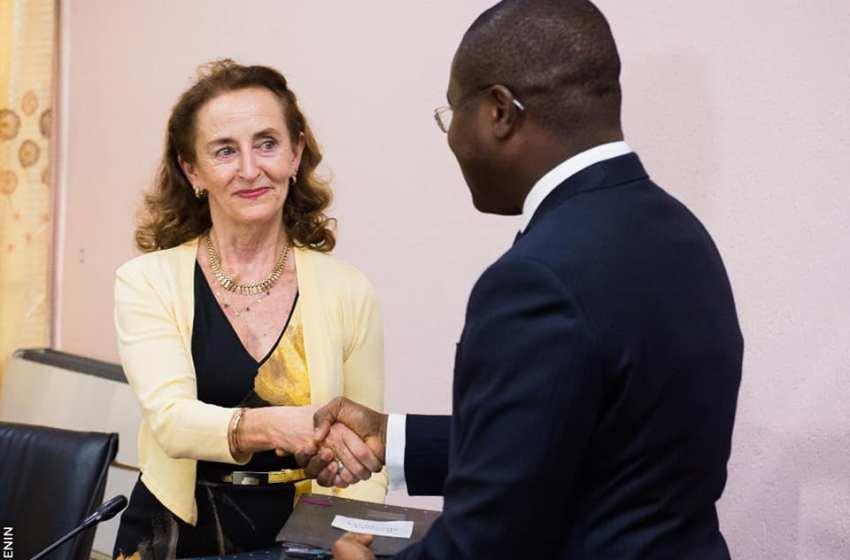 Signature des accords de financement du programme AQUA-VIE: La Banque Mondiale renforce Patrice TALON dans sa vision de l'eau potable pour tous