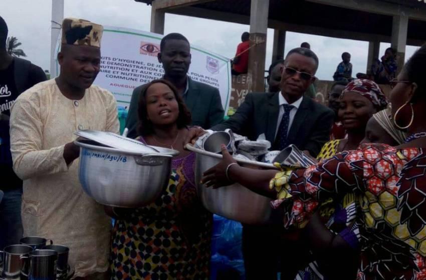 Bénin / Santé et Nutrition: L'Ong Autre Vie  et la commune des Aguégués en guerre contre la malnutrition des enfants
