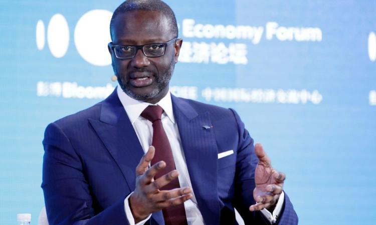 Crédit Suisse: Tidjane Thiam démissionne de son poste de Directeur Général