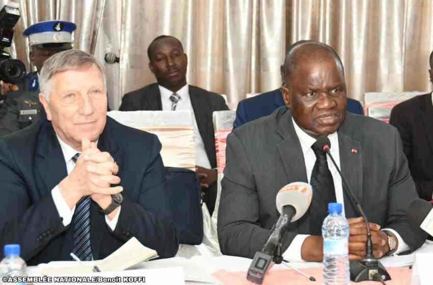 Après quelques jours de mission au Bénin, la délégation de l'APF repart très satisfaite