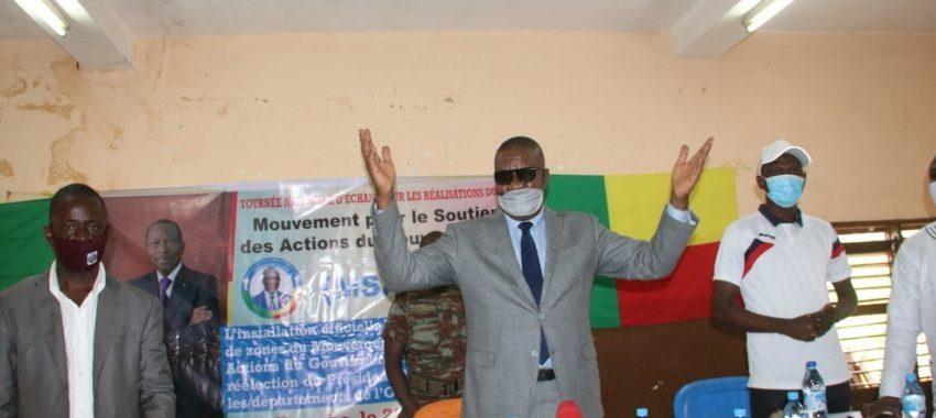 Pour un second mandat de Patrice Talon: L'Ouémé-Plateau se lance dans la bataille avec le Msag