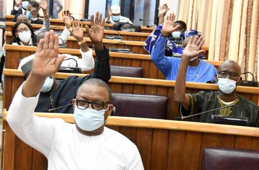 Assemblée Nationale: La dissolution de l'Ocbn autorisée