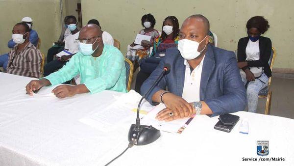 Journée d'orientation et d'immersion au profit des nouveaux bacheliers de la ville de Porto-Novo: Le Maire Charlemagne N. YANKOTY se préoccupe d'une bonne formation des jeunes