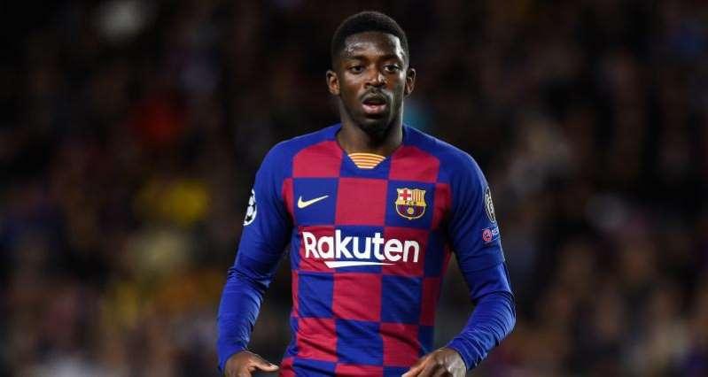 Manchester United revient à la charge pour Ousmane Dembélé, le Barça fixe son prix