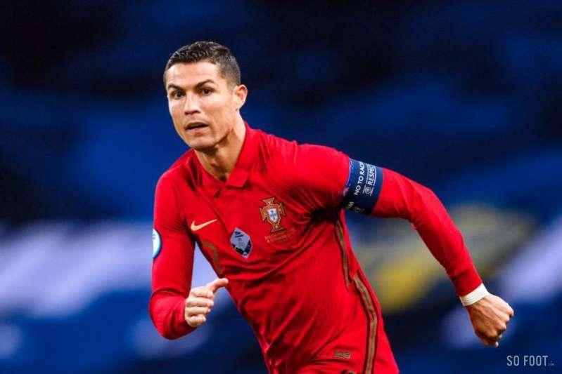 Portugal: Et de 100 pour Cristiano Ronaldo
