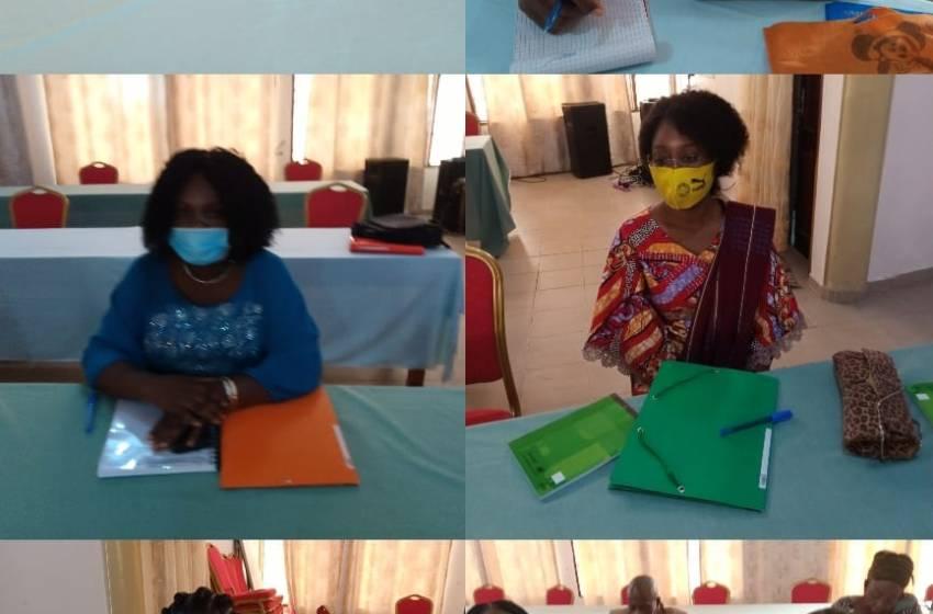 Séminaire des femmes fonctionnaires parlementaires: Les violences basées sur le genre au cœur des échanges
