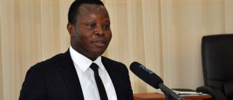 Dr Cyrille Gougbédji, Gestionnaire mandataire de l'Agence nationale d'identification des personnes (Anip),