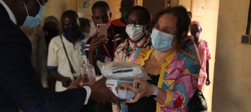 Soins de santé maternelle et néonatale en temps de Covid-19: L'Unfpa pour l'accès continu dans les maternités