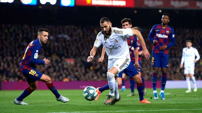 Liga : La date du prochain Clasico Real-Barça connue