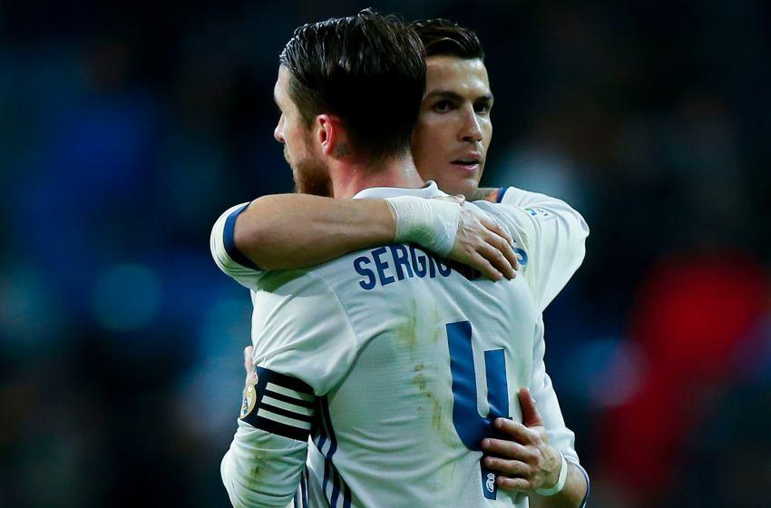 Portugal-Espagne: Réconciliation entre Ramos et Ronaldo