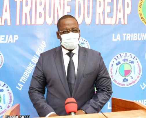 Alassane Seidou, Ministre de la Décentralisation et de la Gouvernance Locale