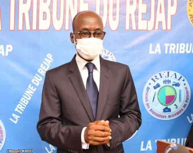 Jean -Michel Abimbola, Ministre du Tourisme, de la Culture et des Arts