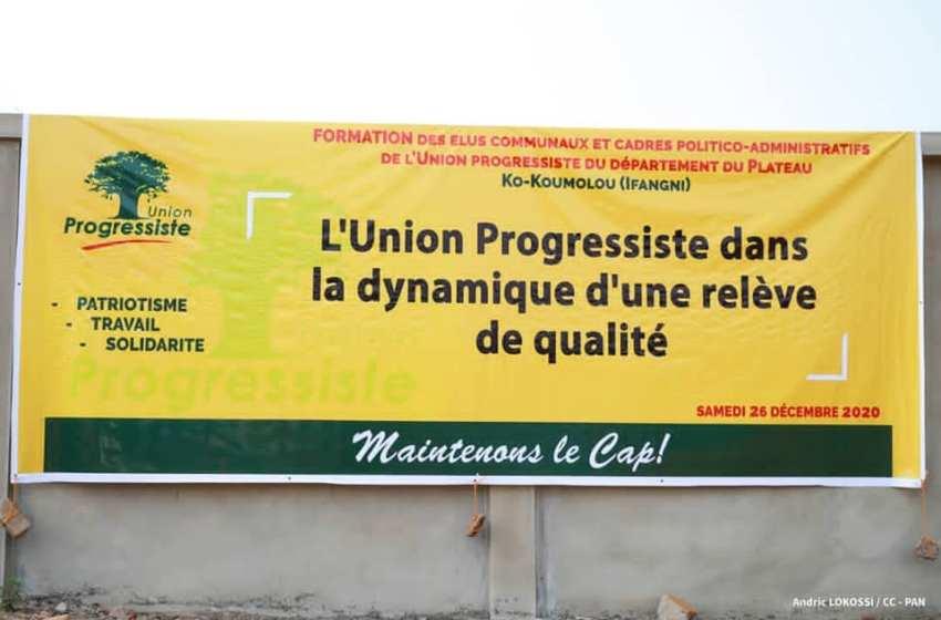 Union Progressiste/Plateau : Les 05 directives aux Maires et élus UP d'Adja-Ouèrè, d'Ifangni, de Kétou et de Sakété