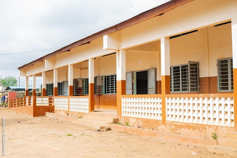 Construction d'infrastructures scolaires sur le projet PAESB : 248 salles de classe entièrement équipées mises en service dans le secondaire
