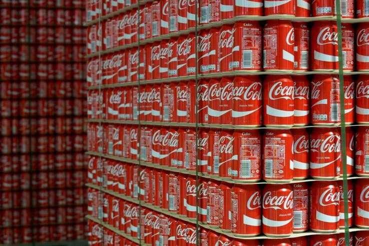 Coca-Cola lance une eau pétillante alcoolisée