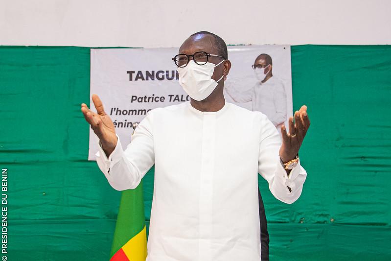 Sollicitation d'un second mandat par Patrice Talon:« Pourquoi je suis candidat… »