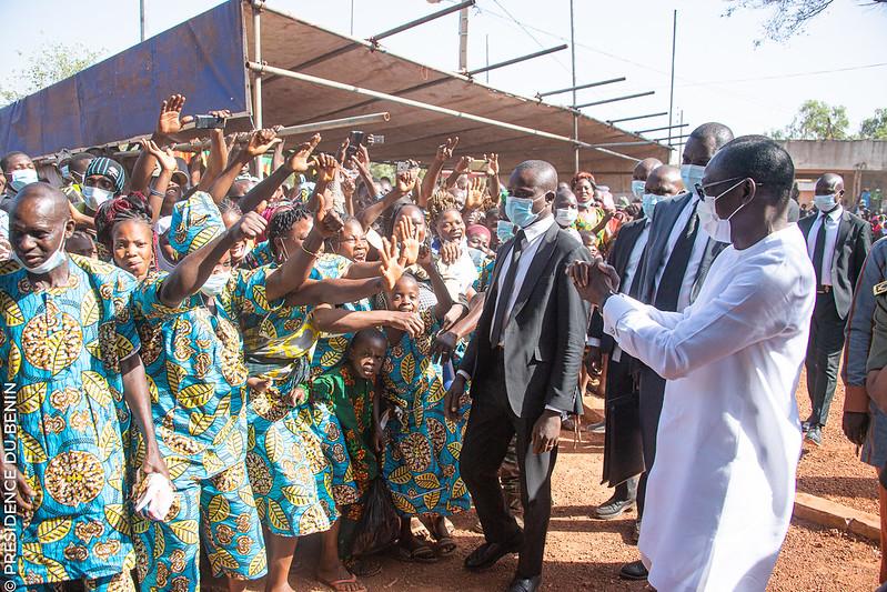 Tournée présidentielle : Toucountouna plaide pour sa visibilité grâce au leadership du Président Talon