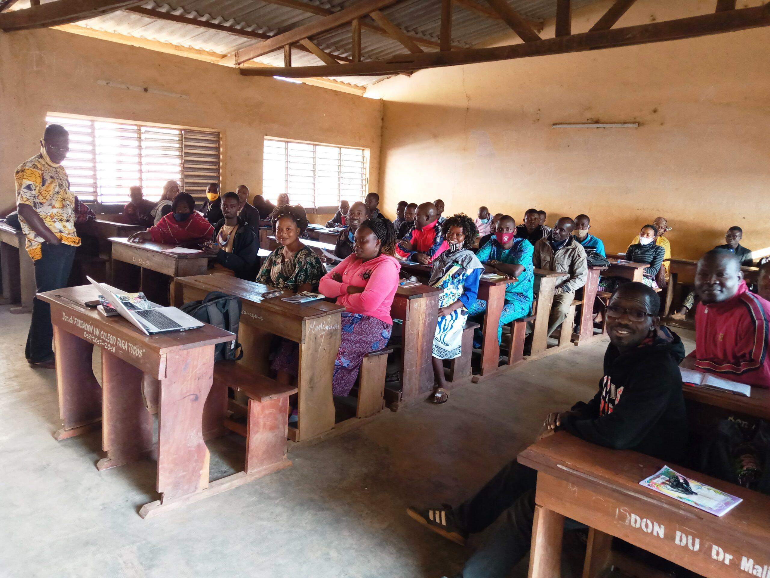 Education / Plus d'une centaine d'aspirants aux métiers d'enseignants renforcent leurs capacités sur le minimum pédagogique requis