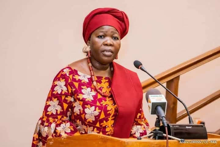 Benin/Présidentielles 2021: Lever de voile sur la Vice-présidente du candidat Talon et ses pouvoirs constitutionnels