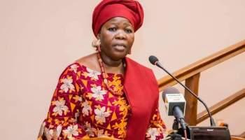 1ère Vice-Présidente de l'Assemblée nationale Mme Mariam Chabi Talata Zime Yerima