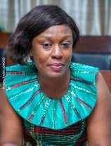 Lérya Koundé, Conseillère Technique du Président de l'Assemblée nationale aux affaires administratives