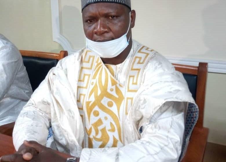 Meeting du candidat Talon à Adjarra : Le maire Germain Wanvoégbè en mode Mathieu 7.7