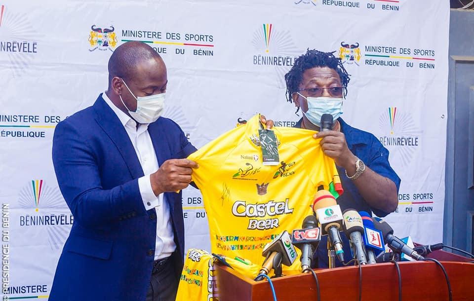 Bénin/Sports: Encore des vélos et des équipements pour les acteurs du Cyclisme béninois