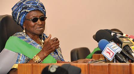 Décès de Rosine Soglo l'ex 1ère Dame du #Bénin: Les Présidents Patrice Talon et Louis Vlavonou saluent la mémoire d'une femme d'exception