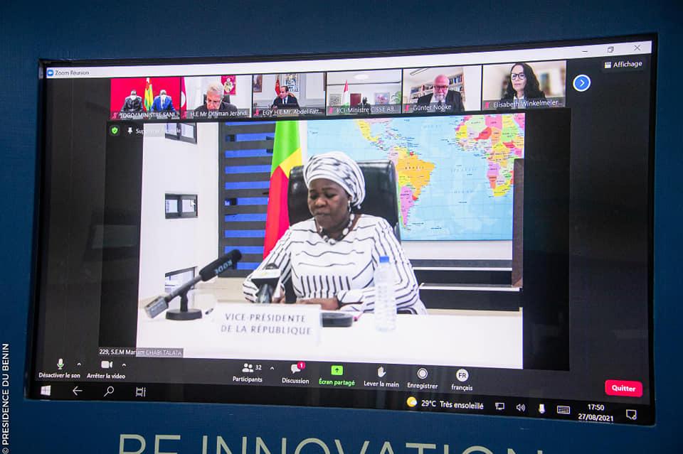 Sommet «G20 Compact with Africa»: Une participation parfaitement réussie pour la Vice-Présidente du #Bénin