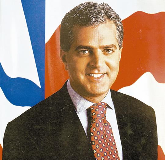 Hoje na Historia: O Político brasileiro Luis Eduardo Magalhães