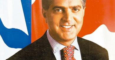 Hoje na História: O Político brasileiro Luis Eduardo Magalhães
