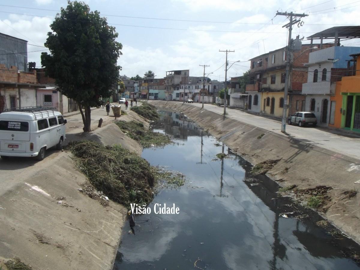 Prefeitura já garantiu limpeza de 22 canais no primeiro trimestre de 2019