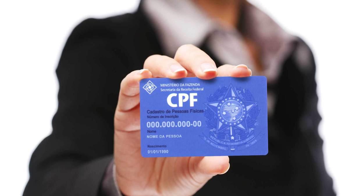 Decreto do governo vai transformar CPF em Documento Único; entenda