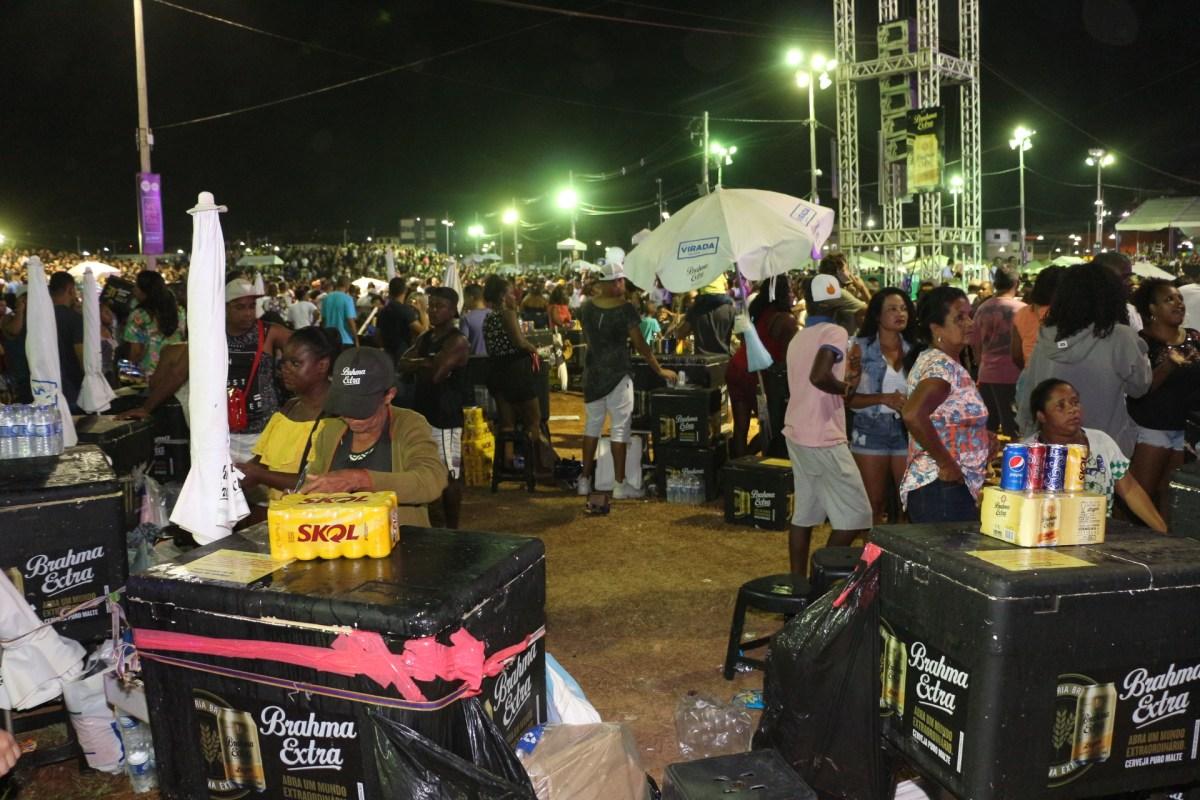 Prefeitura inicia credenciamento de ambulantes para festas populares