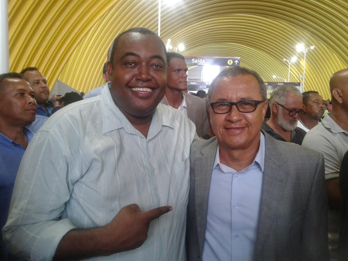 Vera Cruz:Ex-prefeito Magno assume cargo em secretaria no governo do estado