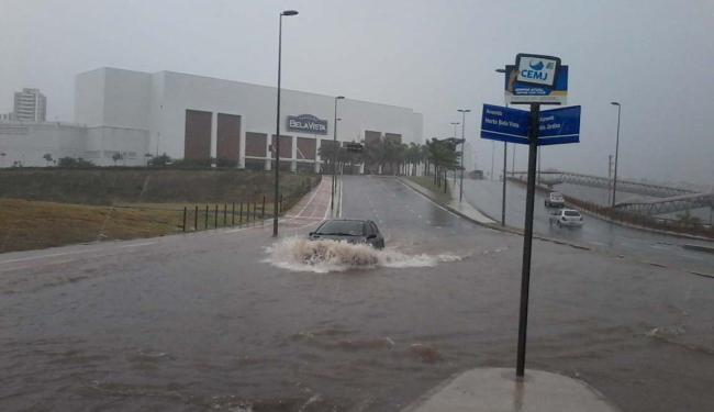 Volume de chuvas em março ultrapassa média histórica de Salvador