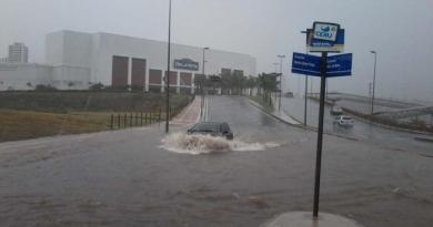 Muita chuva: Problemas a vista