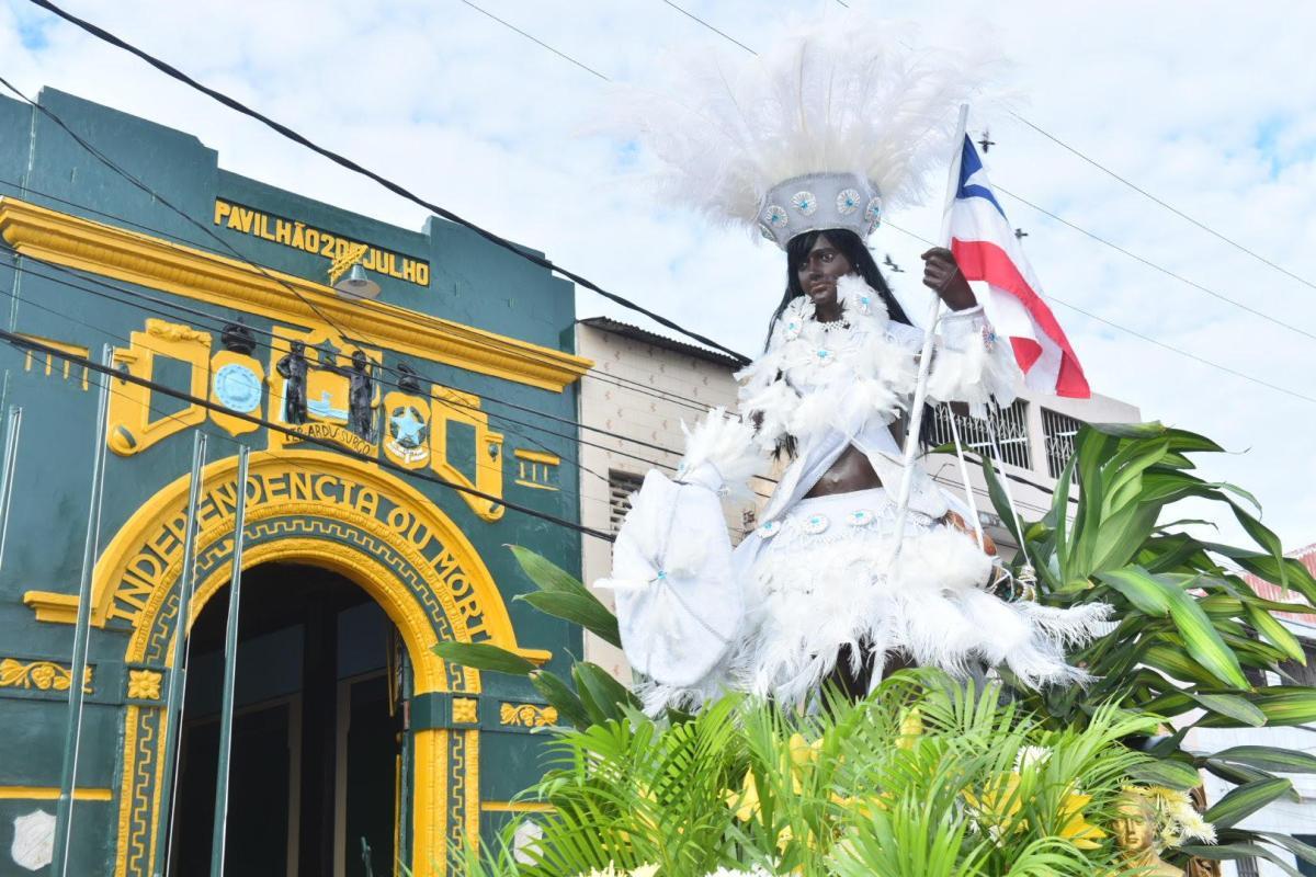 2 de Julho Independência da Bahia