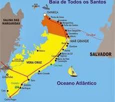A Ilha de Itaparica pede apoio do MP no combate ao COVID-19
