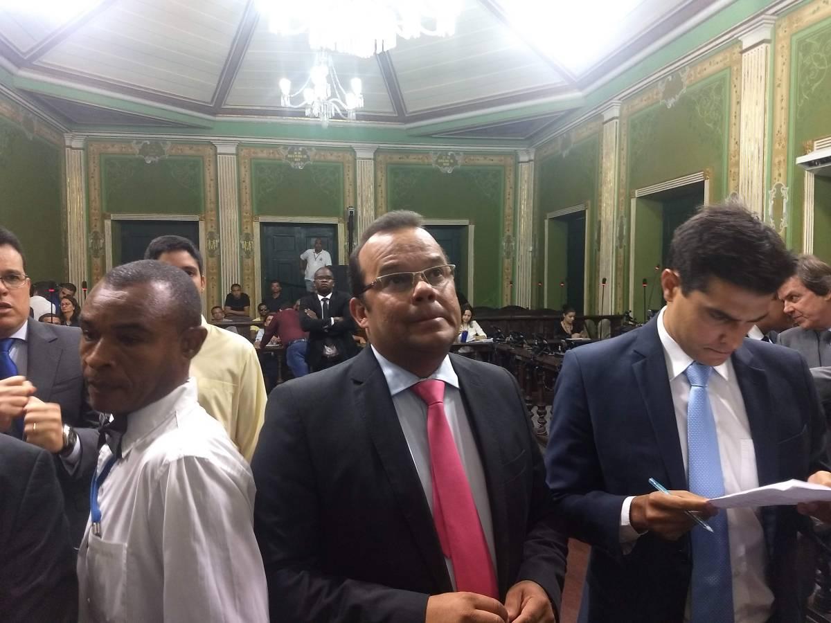 O novo presidente da Câmara de Salvador