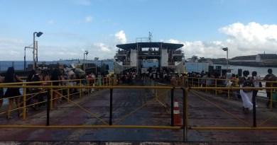 Ferry Boat pior que esta não pode ficar