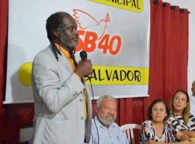 Sílvio Humberto toma posse como presidente do PSB em Salvador