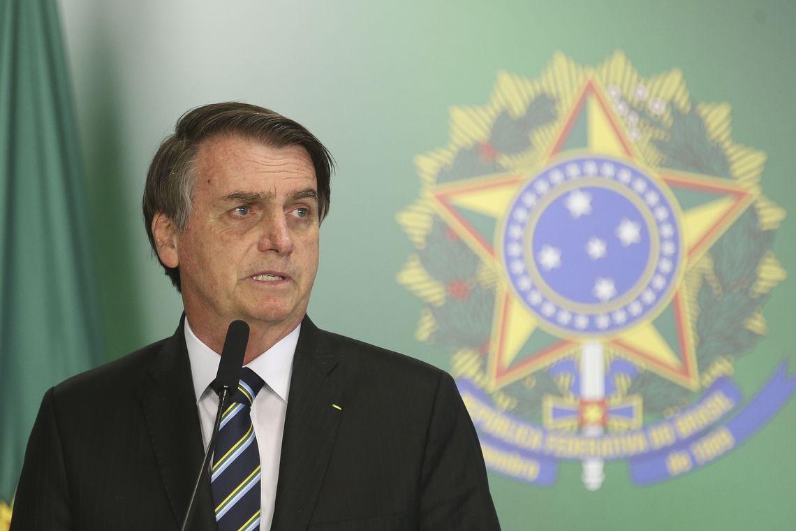 Bolsonaro faz sua primeira viagem oficial ao Nordeste