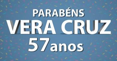 Vera Cruz-BA: 57 Anos Uma Nova História