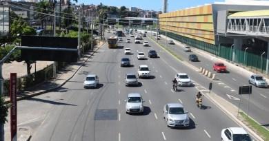 Salvador registra queda em acidentes de trânsito no Carnaval