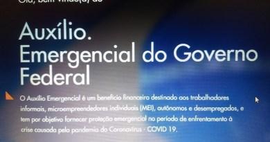 Caixa paga hoje segunda parcela de auxílio emergencial